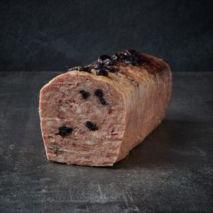 Rabbit & Bluberry Terrine