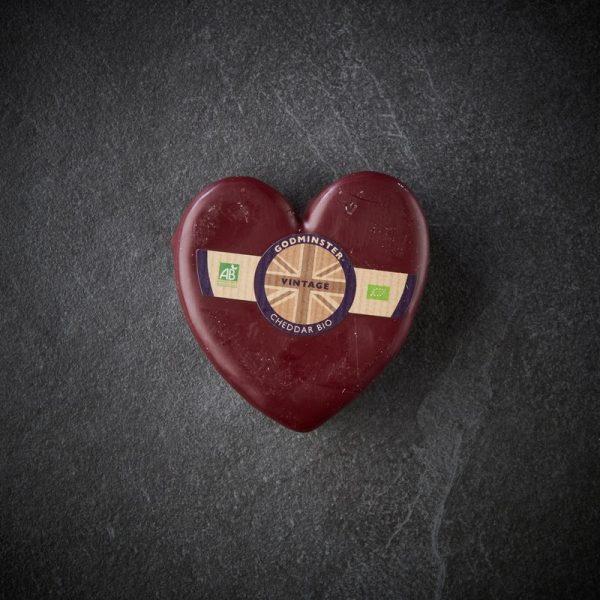 Cheddar Heart Godminster