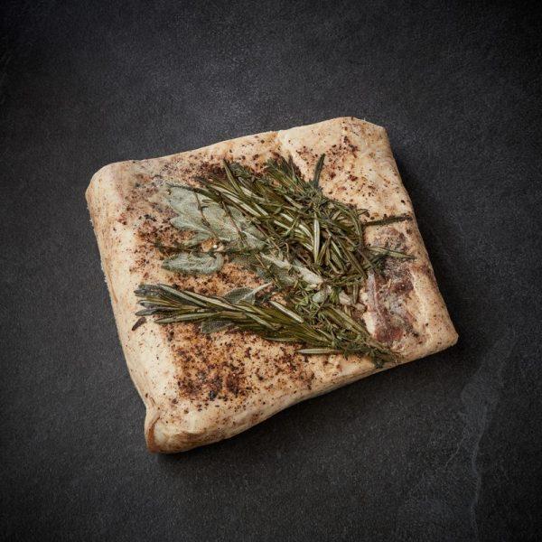 Lardo - Smoked Pork Fat
