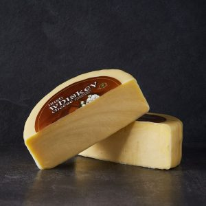 Whisky Cheddar Wheel