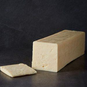 Cheddar 7-year Silo Block